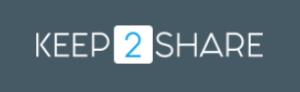 Keep2Share Logo